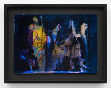 Elijah Burgher, 'The door, by no human hand, open', 2020
