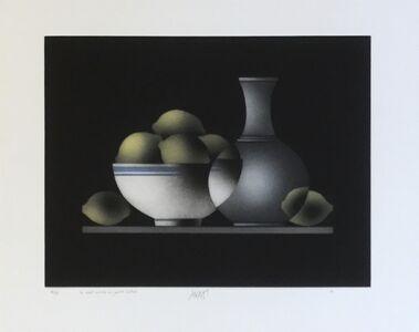 Mario Avati, 'Le goût acide du citron jaune', 1982