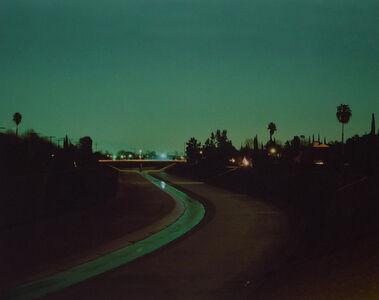 Bianca Sforni, 'LA river 1am', 2002
