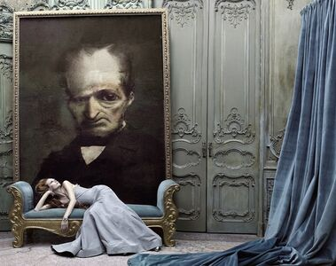 Eugenio Recuenco, 'The Beauty and the Beast', 2005