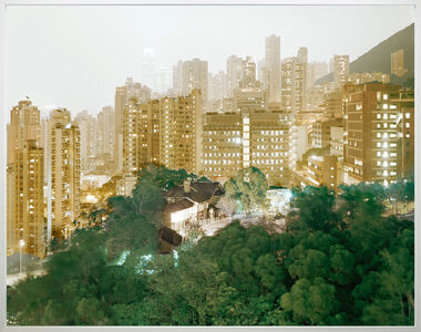 Francesco Jodice, 'What We Want, Hong Kong, T46', 2006