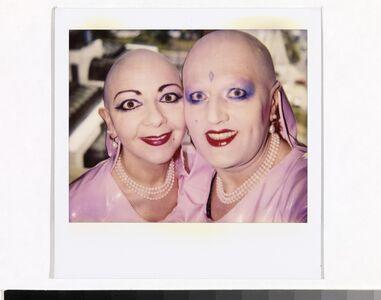 Eva & Adele, 'Polaroid Diary, 11.02.1993, Madrid', 1993