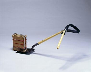 Robert Hudson, 'Shovel Repair', 1969