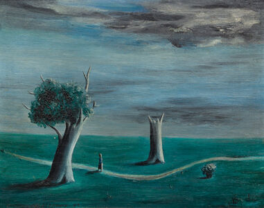Gertrude Abercrombie, 'Winding Road', 1937