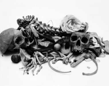 Satoshi Saikusa, 'Vanitè 3 Argent', 2009