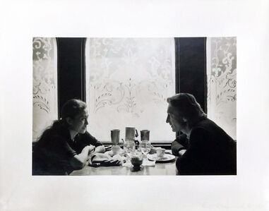 Lilo Raymond, 'JOHN & YOKO, 1980', 1980