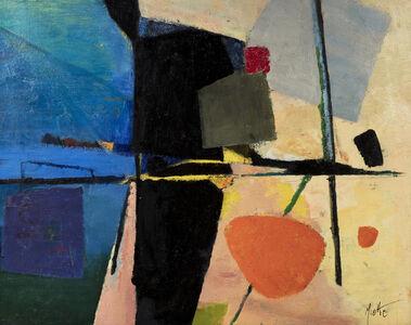 Jean Miotte, 'Untitled', circa 1947-1948