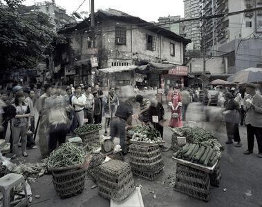 Qin Wen, '故城系列之黃沙口 Old City - Huangshakou', 2009