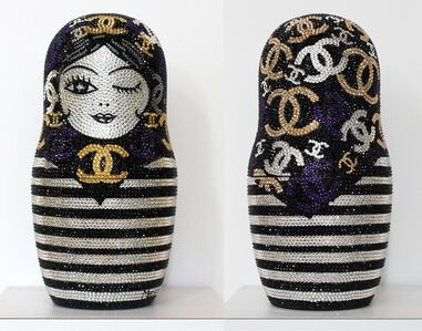 Metis Atash, 'Russian Doll feat. Chanel', 2018