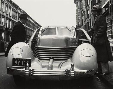John Gutmann, 'Cord in Harlem, New York City', 1936