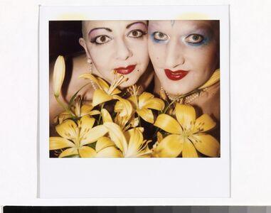 Eva & Adele, 'Polaroid Diary, 18.04.1991, Berlin', 1991