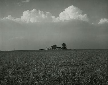 Rhondal McKinney, 'untitled, Farm Landscape', 1985