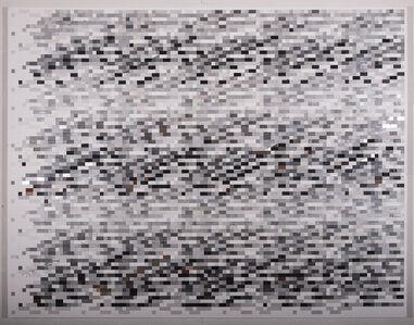 Tanya Goel, 'Carbon(x,y) II', 2018