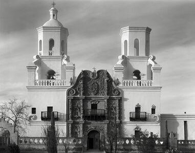 William W. Fuller, 'San Xavier Del Bac, Arizona', 1981