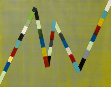 Kathy Cantwell, 'Walking the Line 11', 2017