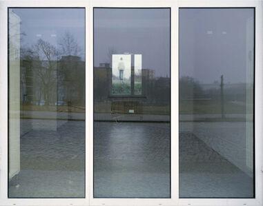 Sabine Hornig, 'Rear Window / Rückfenster', 2004