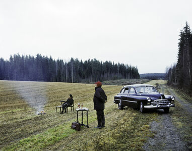 Ville Lenkkeri, 'High-Class Hunting', 2013