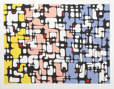 Ibram Lassaw, 'Continuity', 1971