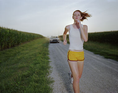 Angela Strassheim, 'Untitled (Running Girl)', 2007
