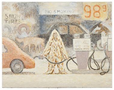 David Byrd, 'Filling Station in Rain', n.d.