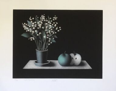 Mario Avati, 'Le joli mois de mai', 1982