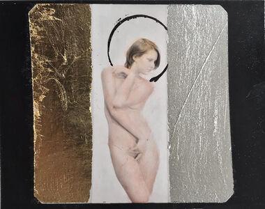 Greg Gerla, 'Silver + Gold Madonna I', 2011-2018