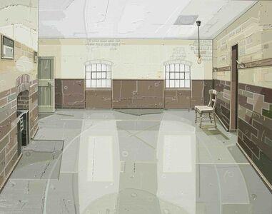 Julie Roberts, 'Workhouse (Male Ward)', 2012