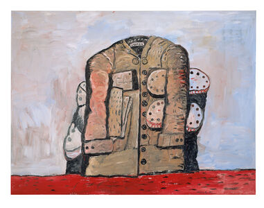 Philip Guston, 'The Coat II', 1977