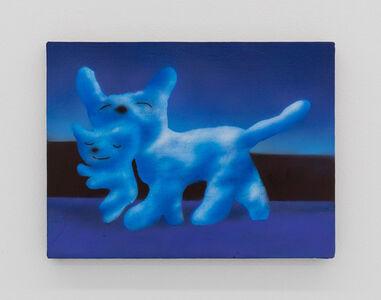 Austin Lee, 'Kitten Study', 2017