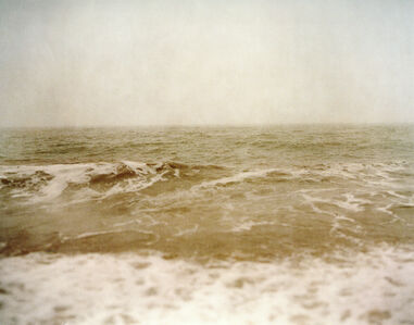 Mike Perry, 'Beach 9', 2004