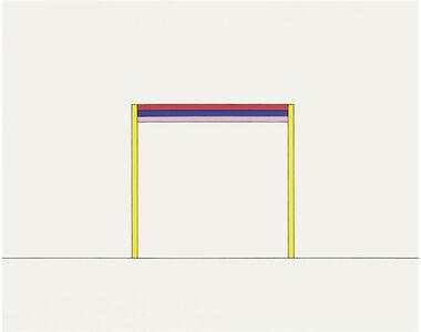 Dan Flavin, 'Projects 1963-1995', 1997