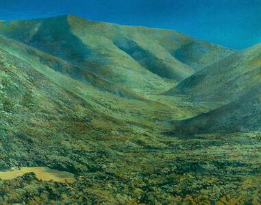 Douglas James Maguire, 'Bushkill Basin', 1985