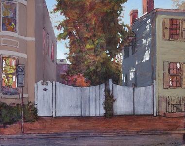 John Morrell, 'A Fence Between', 2013