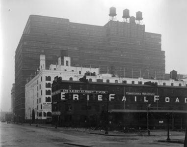 Rudy Burckhardt, 'Erie Railroad', ca. 1940