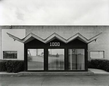 Michael Mulno, 'Industrial Building, El Cajon, CA', 2018