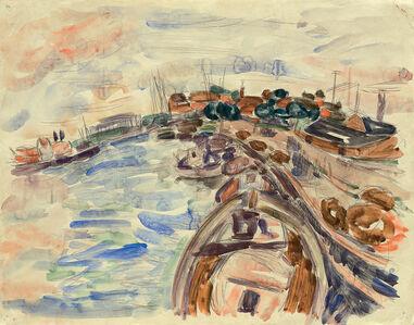William Henry Johnson, 'Untitled (Seaside, Kerteminde)', c. 1930-34