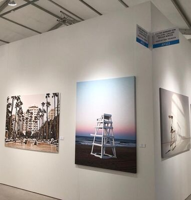 Galerie Barbara von Stechow at Art Miami 2018, installation view