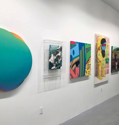 This Is Now, installation view