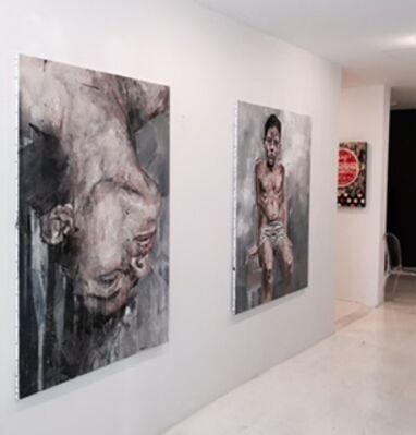 Nathan Chantob Temporary exhibition, installation view