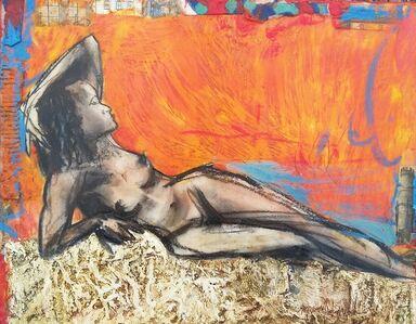 Marcie Wolf-Hubbard, 'G at Rest'