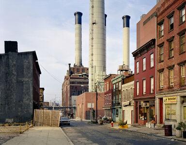 Wayne Sorce, 'Vinegar Hill, New York', 1985