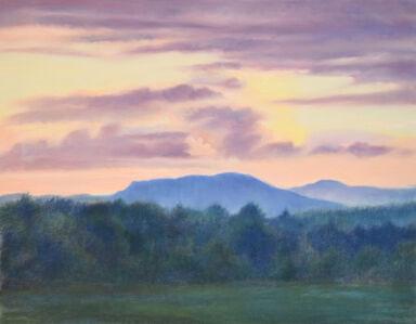 Jim Schantz, 'Summer Sunset, Towards Monument Mountain', 2019