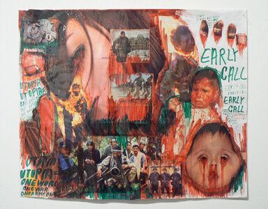 Thomas Hirschhorn, 'Early Call', 2003
