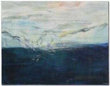 Zao Wou-Ki 趙無極, '18.06.2001', 2001