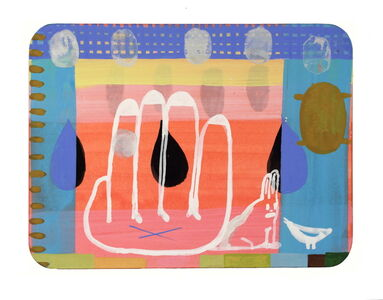 Heidi Pollard, 'BIG HAND', 2015