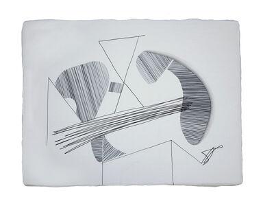 John Swarbrick, 'Push and Shove', 2017