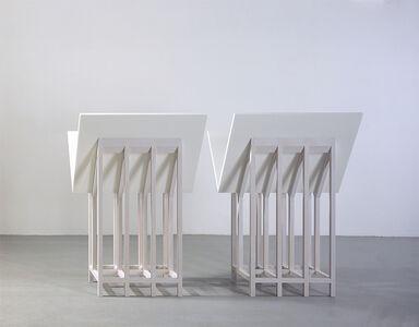 Jan Vercruysse, 'LES PAROLES [Letto] IV', 1999