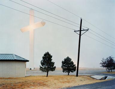 Taiyo Onorato & Nico Krebs, 'Biggest Cross in Texas', 2005