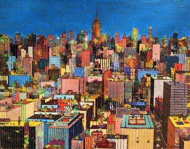 Jean-Francois Larrieu, 'Manhattan', 2019