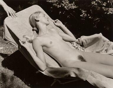 Jock Sturges, 'Misty Dawn, Montalivet, France', 1995